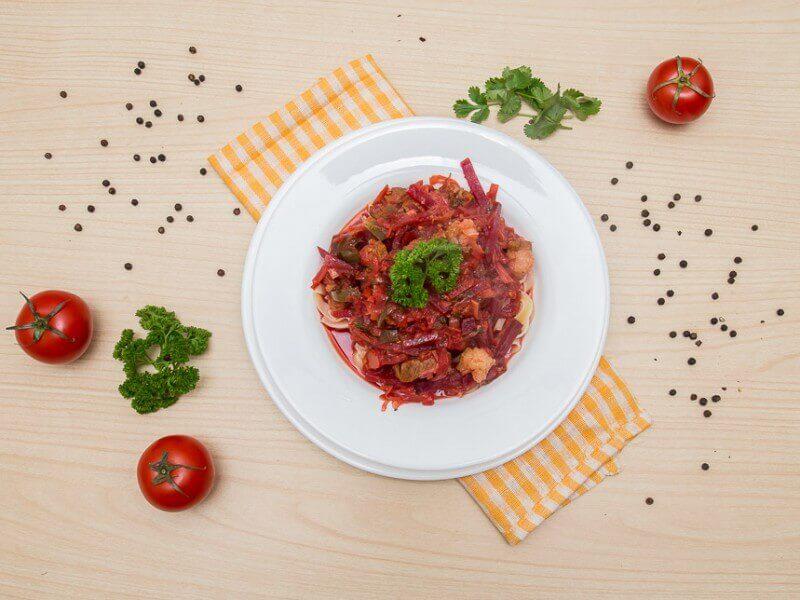 Lagman – vidusāzijas virtuves ēdiens