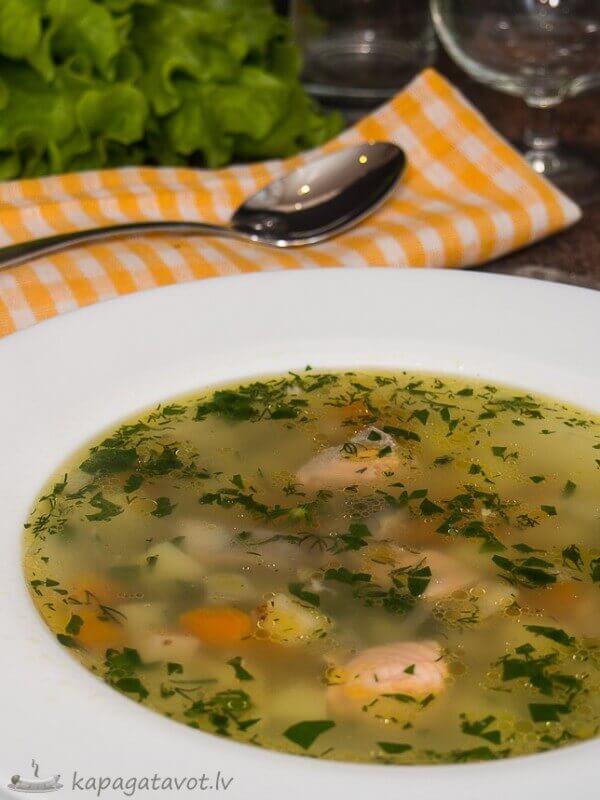 Zupa no laša