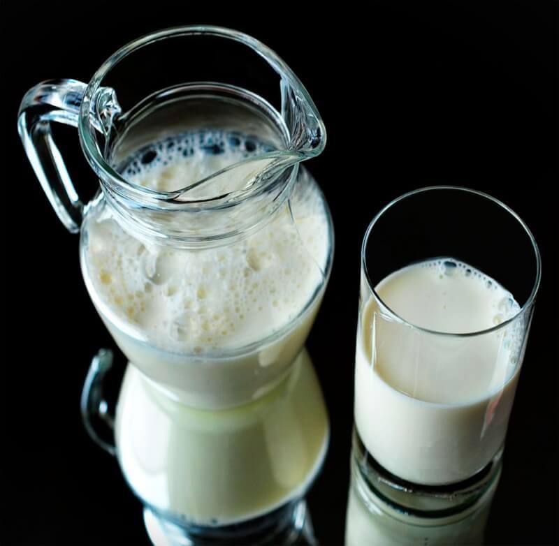 Piens saskābst