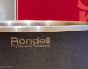 Rondell trauki (Röndell) - neliels pētījums